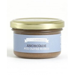 ANCHOIADE AUX OLIVES NOIRES