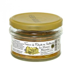 Terrine de pintade au Sauternes-100 g