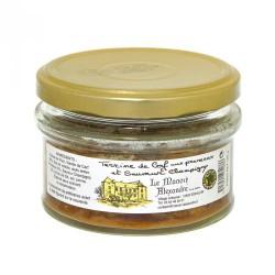 Terrine de cerf aux pruneaux et Saumur Champigny-100 g