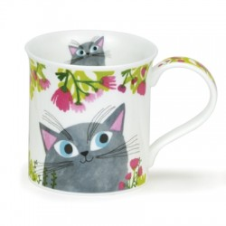 MUG BRIGHT EYES GREY-300ml