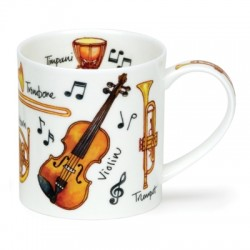 MUG MUSIC INSTRUMENTS-350ml