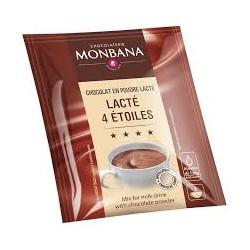 CHOCOLAT EN POUDRE LACTE 4 ETOILES-DOSETTE 30GR