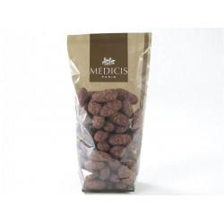 PRALINES CHOCOLAT FLEURS DE SEL-200GR