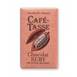 MINI TABLETTE CHOCOLAT RUBY-9GR