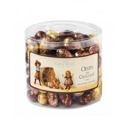 OEUFS CHOCOLAT ASSORTIS-13GR