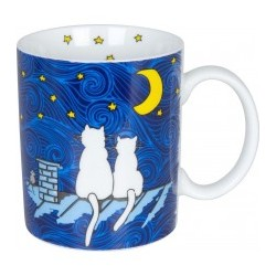 MUG-CAT BY NIGHT - KONITZ