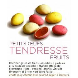 MINI OEUFS TENDRESSE FRUITS-150grs