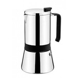 CAFETIERE ITALIENNE INOX AROMA 10 T