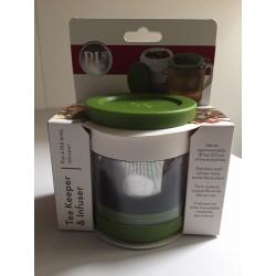 Set infuseur et réserve de thé