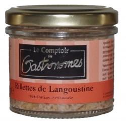 Rillettes de langoustines-100 g