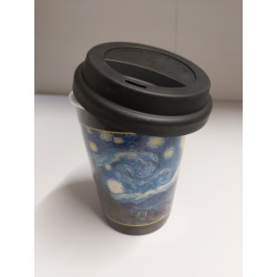 "MUG COFFEE TO GO ""VINCENT VAN GOGH"" - KONITZ"