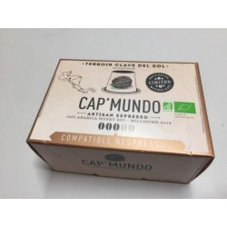 capsules x 10-HONDURAS CLAVE DEL SOL-café origine (58g)