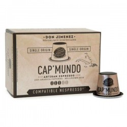 capsules x 10-ST DOMINGUE Don Jimenez-café origine (58g)