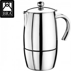 CAFETIÈRE ITALIENNE INOX MAGNA 4T-