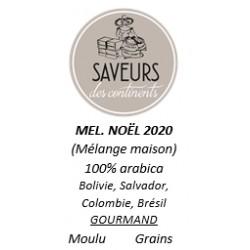 MÉLANGE NOËL 2020