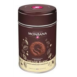 CHOCOLAT EN POUDRE AROME TRESOR DE CHOCOLAT BLANC-BOITE 200GR