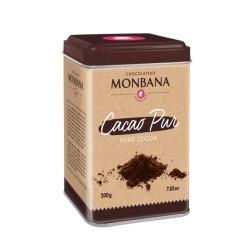 Cacao pur en poudre -BOITE 200GR