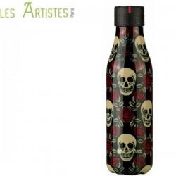BOTTLE UP EXPRESSION ROSE&SKULL (tête de mort) - 500 ml