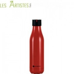BOTTLE UP UNIE RED- BOUTEILLE ISOTHERME - 500 ml