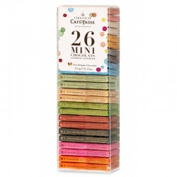 ETUI 26 MINI TABLETTES 9G ASSORTIES-216GR