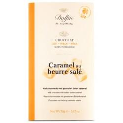 Caramel Au Beurre Salé-tablette lait-70g