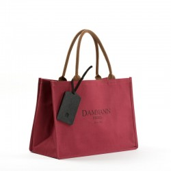 SHOPPING BAG ROUGE