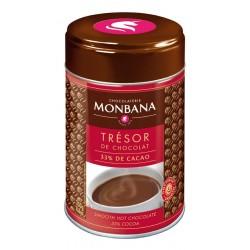 CHOCOLAT EN POUDRE TRESOR DE CHOCOLAT 33%-BOITE 250GR