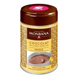 CHOCOLAT EN POUDRE AROME VANILLE-BOITE 250GR