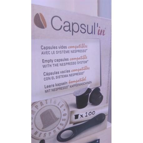 CAPSUL'IN x100
