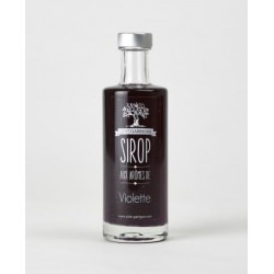 SIROP AROMATISE VIOLETTE-25CL