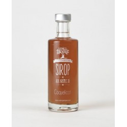 SIROP AROMATISE COQUELICOT-25CL